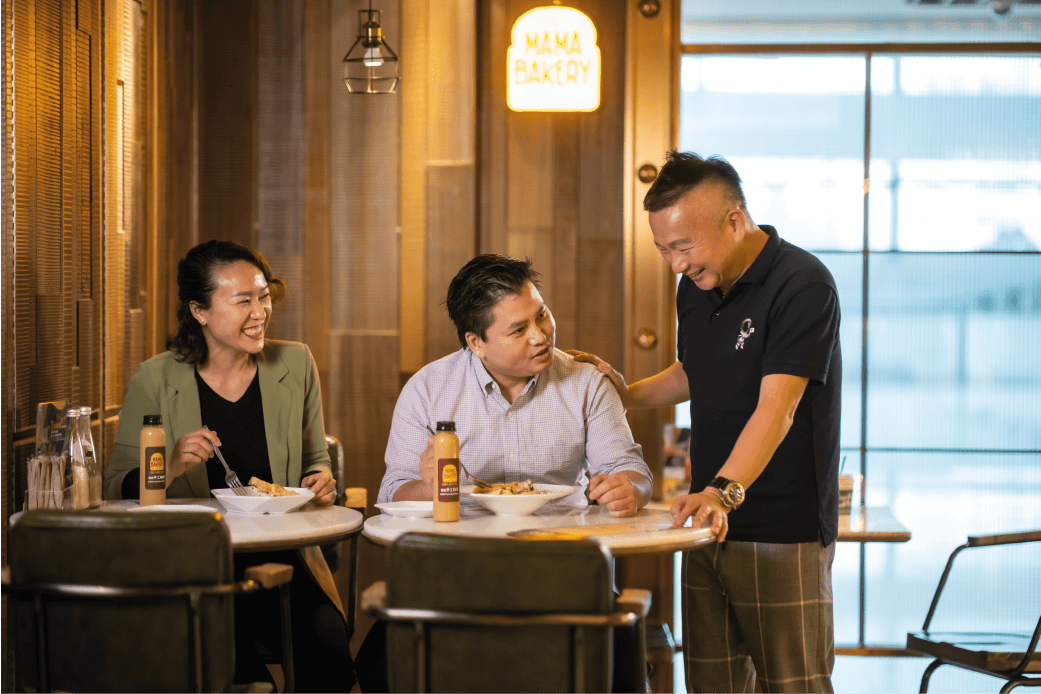 Among the wide selection of restaurants available at Link's shopping malls, Taste of Asia is a restaurant group that has grown brighter with Link all the years.